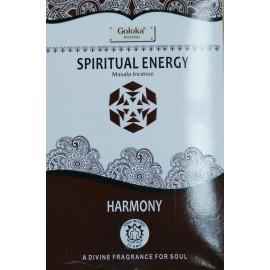 GOLOKA YOGA SPIRITUAL ENERGY - armonia.