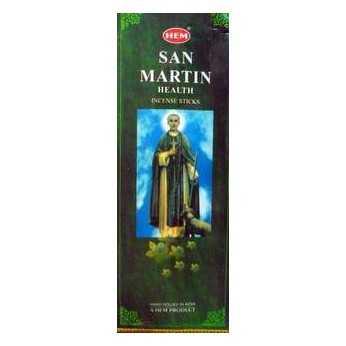 Incienso San Martin Hexa Hem