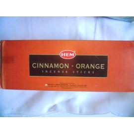 Incienso Canela Naranja Hexa Hem