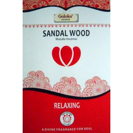 Goloka Sandal Wood Relaxing