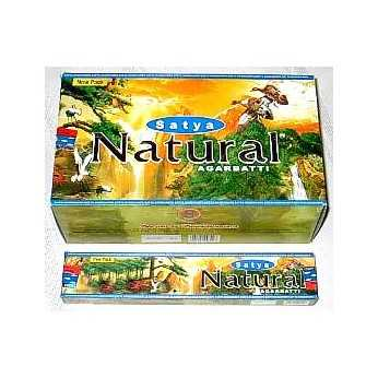 Venta por mayor de Natural Satya 15 grs.