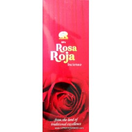 Incienso Rosa Roja GR