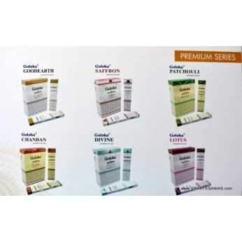 Goloka Combo Premium Series
