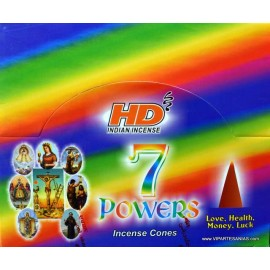 7 Powers HD Conos