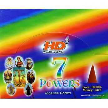7 Powers HD Conos