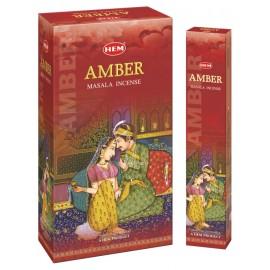 Hem Devocion Series Amber Masala ( ambar )