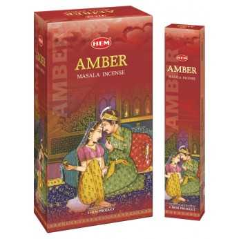 Hem Devocion Series Amber Masala