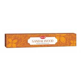 Incienso devocion sandal wood 15 gr