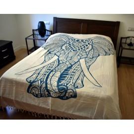 Cubre cama estampado 20202