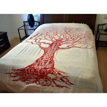 Cubre cama estampado 20203