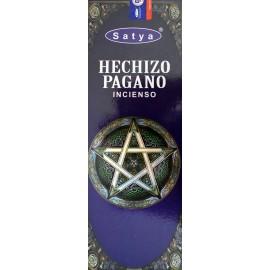 Satya hexa Hechizo Pagano