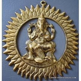 Colgante Fortuna Ganesh Sol