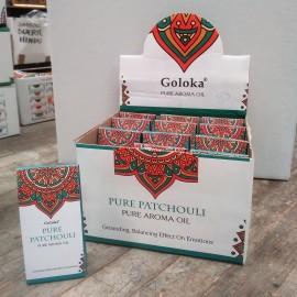 Aceite Aromatico Goloka - Patchouli