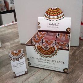 Aceite Aromatico Goloka - White Sage