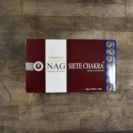 Incienso Golden - Nag Siete Chakras