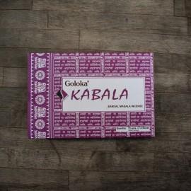 Incienso Goloka - Sandalo Masala (Kabala) 15 gr
