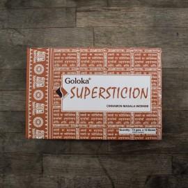 Incienso Goloka - Canela Masala (Supersticion) 15 gr