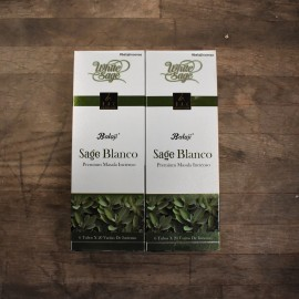 Balaji - Incienso White Sage Masala 20g