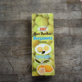 Incienso HD Bergamota