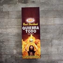 incienso Quiebra Todo darshan