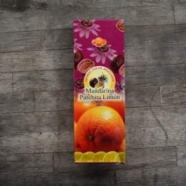 Venta por mayor de Incienso Mandarina fruta de la pasion