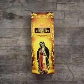 Venta por mayor de Incienso Virgen de Guadalupe