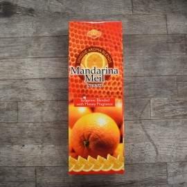 Incienso mandarina y miel sac