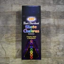 HD - Incienso Siete Chakras