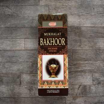 HEM - Incienso Bakhoor