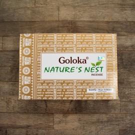 GOLOKA - Incienso Masala Natures Nest