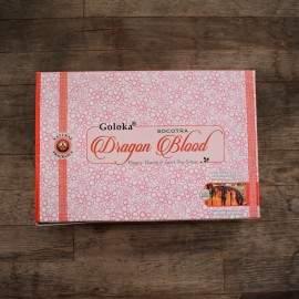 GOLOKA - Incienso Dragon Blood