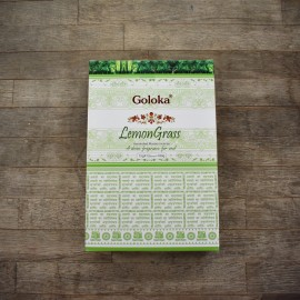 Goloka Lemon Grass Aromaterapia