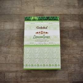 GOLOKA - Incienso Lemongrass
