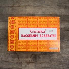 GOLOKA - Incienso Nag Champa
