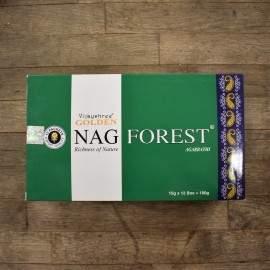 Incienso Golden Nag Forest