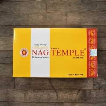 Incienso Golden Nag Temple