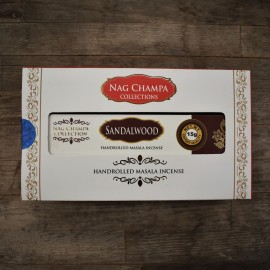 Incienso Premium Masala ULLAS - Sandalwood