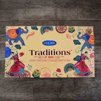Incienso Premium Masala ULLAS - Traditions of India
