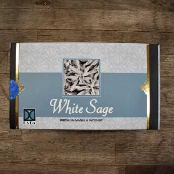 Incienso Premium Masala ULLAS - White Sage