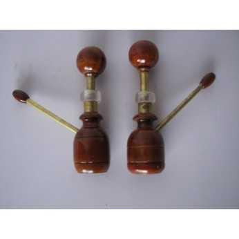 Venta por mayor de Pipa madera/bronce