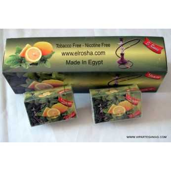 Venta por mayor de Herbal shisha, 0% nicotina, 0% tabaco, 100% sabor limon