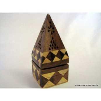 Venta por mayor de Piramide madera az 26