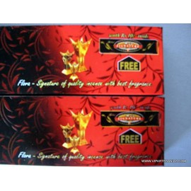 Incienso Flora Premium Balaji 15 grs.