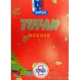 Incienso Tufan Satya 10 grs.