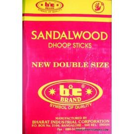 Incienso Sandalwood Bic dhoop 10 grs.