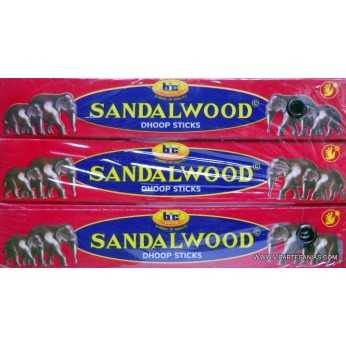 Venta por mayor de Sandalwood Bic dhoop