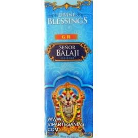 Incienso Lord Balaji GR