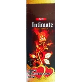 Incienso Intimate GR